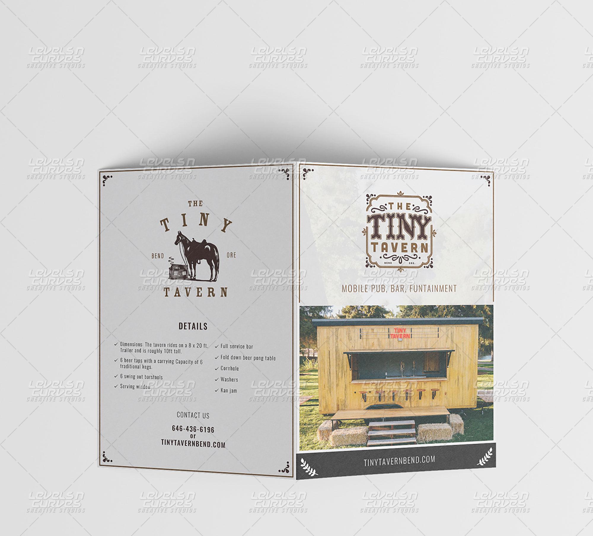 Logo design, business card design
