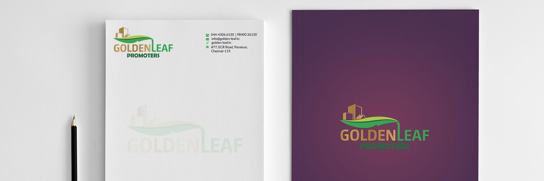 Golden Leaf Promoter