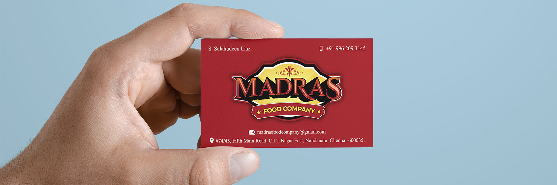 Madras Food Company