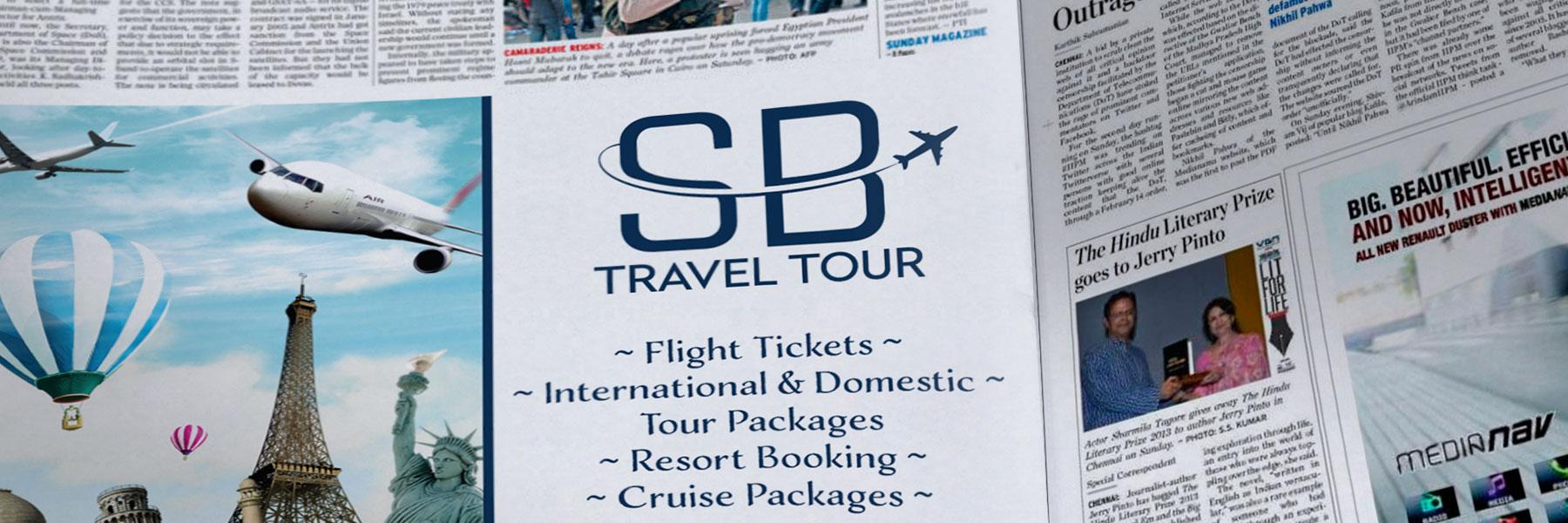 SB Travel Tour