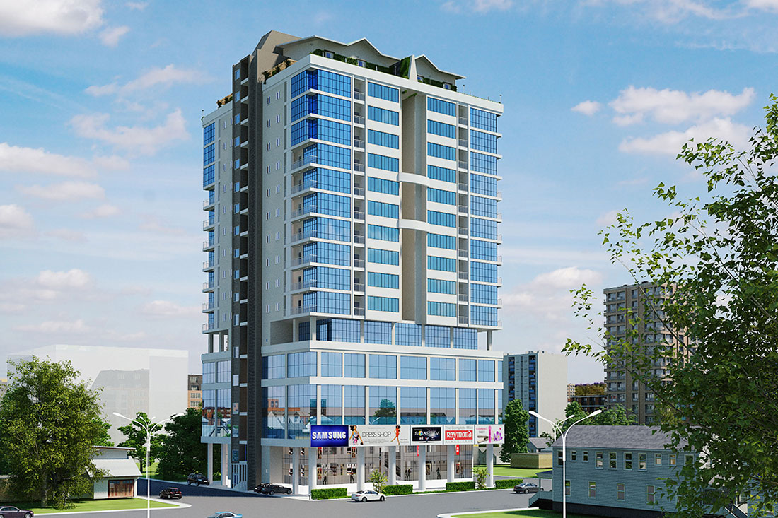 MK Towers-Burma Condominium
