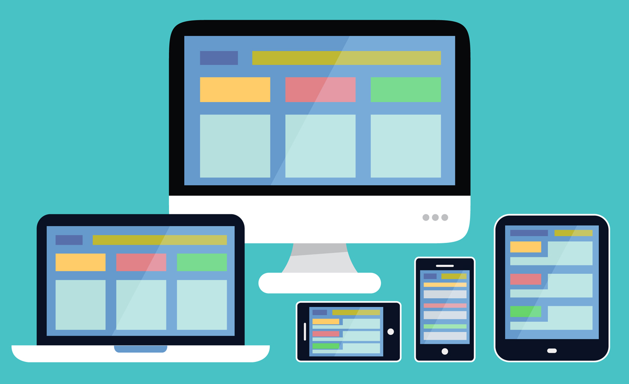 Five Best Ideas for Developing a Professional Responsive Website